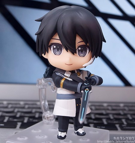 Giới thiệu Nendoroid Kirito: Ordinal Scale Ver. (Sword Art Online The Movie: Ordinal Scale)