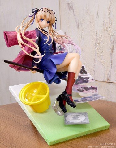 GIỚI THIỆU FIGURE SAEKANO: HOW TO RAISE A BORING GIRLFRIEND FINE ERIRI SPENCER SAWAMURA CASUAL VER. 1/7