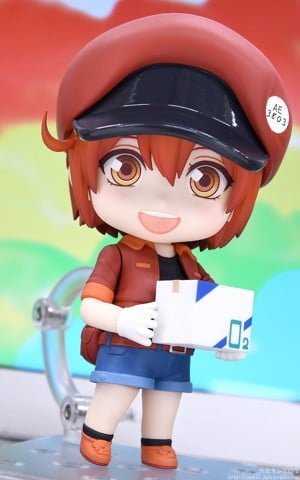 Giới thiệu Nendoroid Red Blood Cell