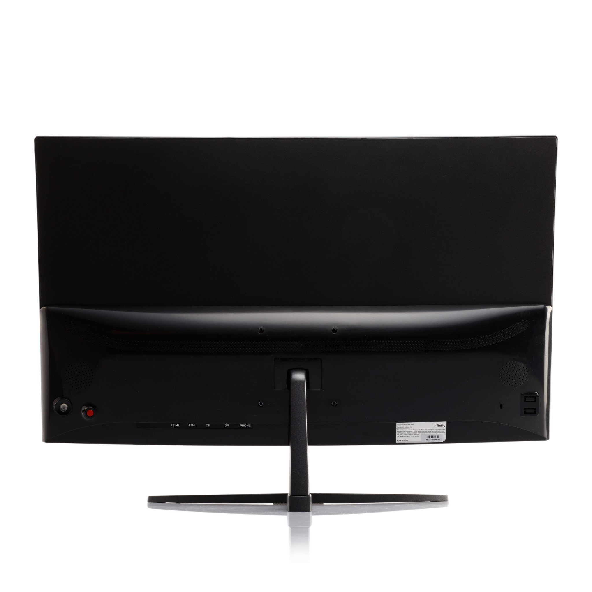 Infinity Yuly Ultra – 32″ QHD Curved 2560X1440 - 144Hz Gaming Mornitor