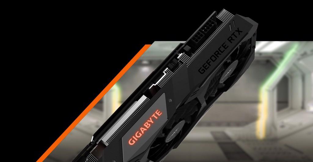 GIGABYTE GeForce® RTX 2070 SUPER™ WINDFORCE OC 8G 5