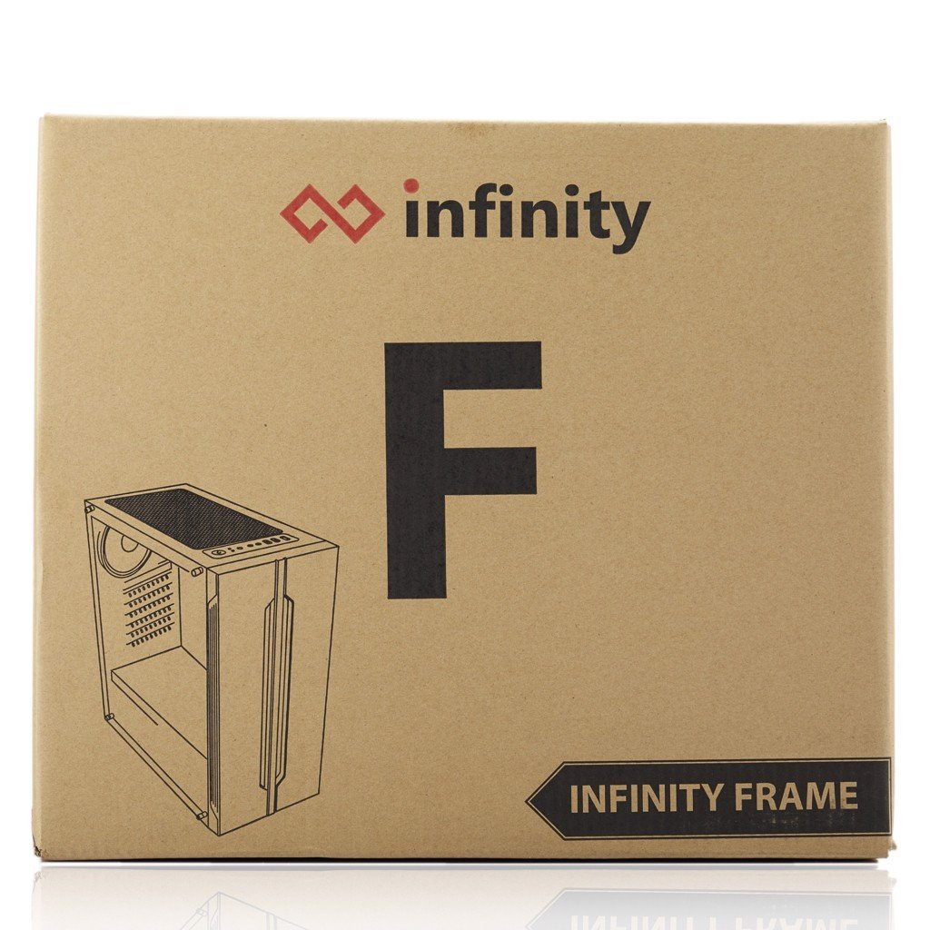 REVIEW CASE Infinity Frame