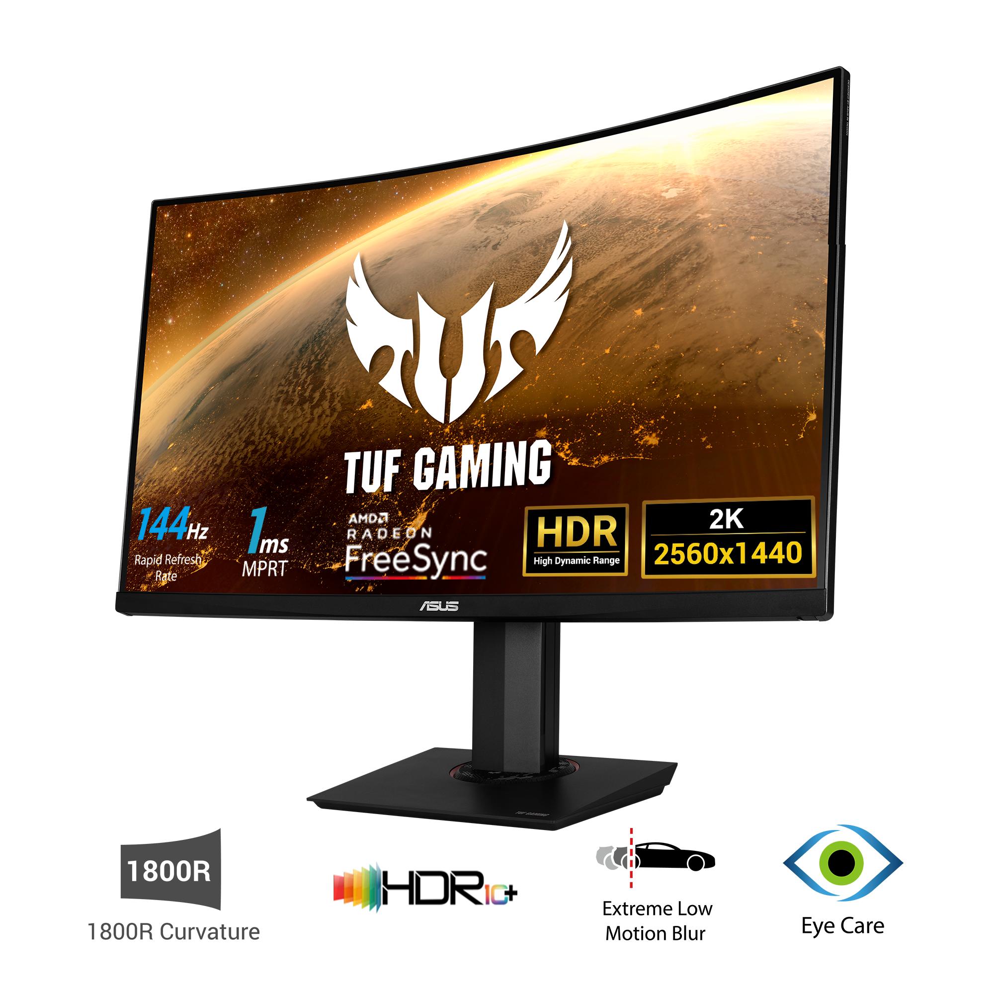 Asus TUF GAMING VG32VQ – 2K 144Hz - HDR 3