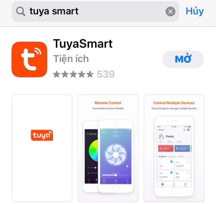 Hướng dẫn cài đặt thiết bị Tuya trên điện thoại!