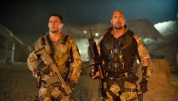 Channing Tatum  G.I. Joe: Retaliation (2013)