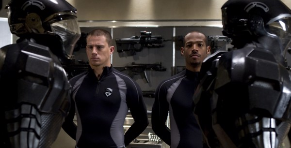Channing Tatum  G.I. Joe: The Rise of Cobra (2009)