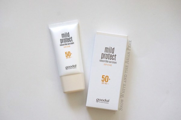 GOODAL MILD Protect Sun Essence SPF PA 50+++