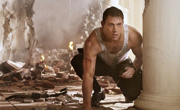 Channing Tatum  White House Down (2013)