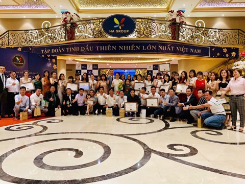 YEAR END PARTY 2018 – HA GROUP, DẤU ẤN CÒN MÃI