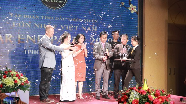 TOÀN CẢNH SỰ KIỆN YEAR END PARTY 2018 - HA GROUP