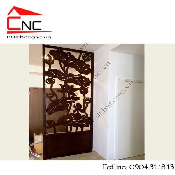 Mua vách ngăn cho phòng ngủ bằng gỗ giá rẻ, chất lượng tại tphcm