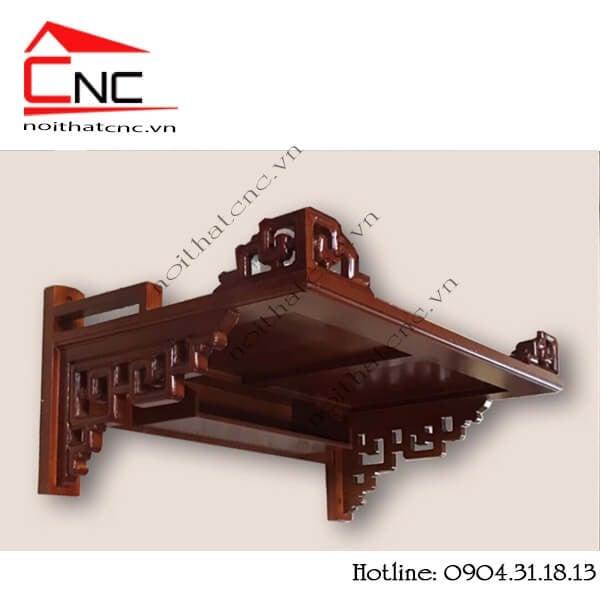 các mẫu bàn thờ treo tường đẹp hot nhất tphcm