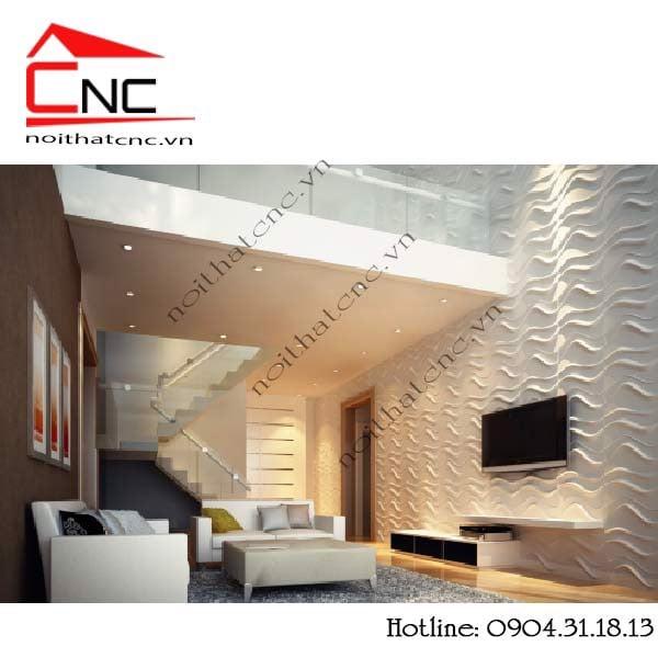 Ốp tường 3d bằng những tấm ốp tường 3d đẹp. Xu hướng thời đại!