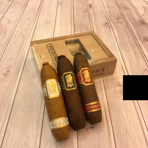 Bộ ba điếu xì gà Undercrown Limited Edition Flying Pig Collection