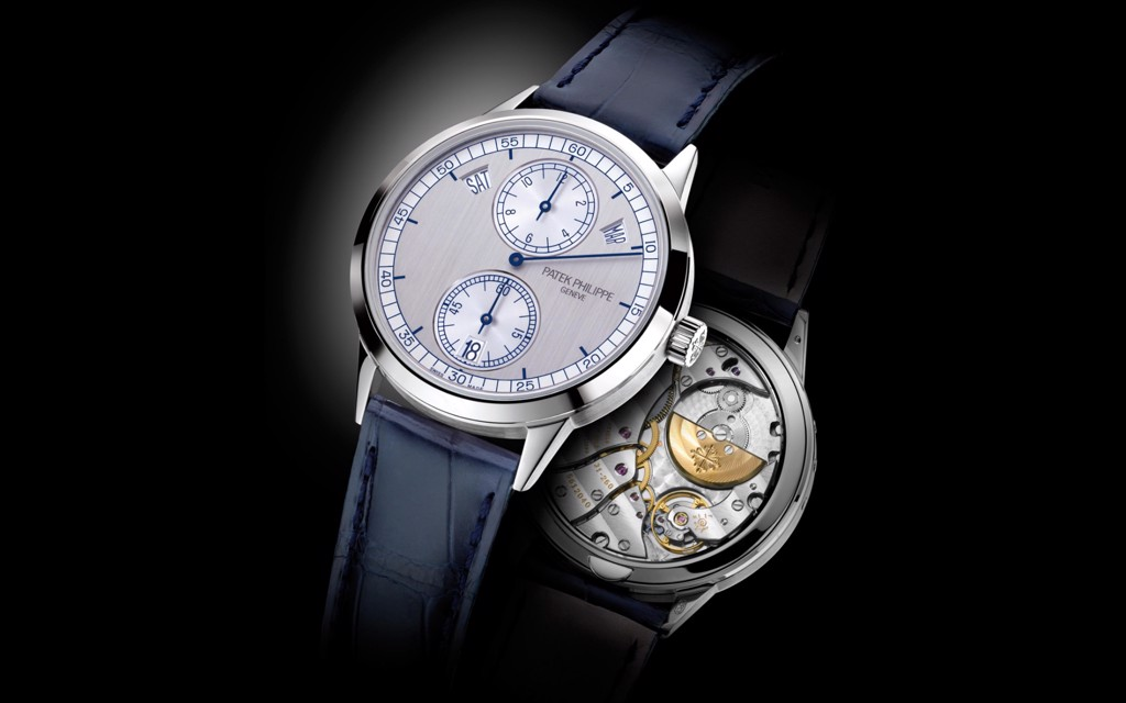 Patek Philippe 5235G-001 - Both Side View
