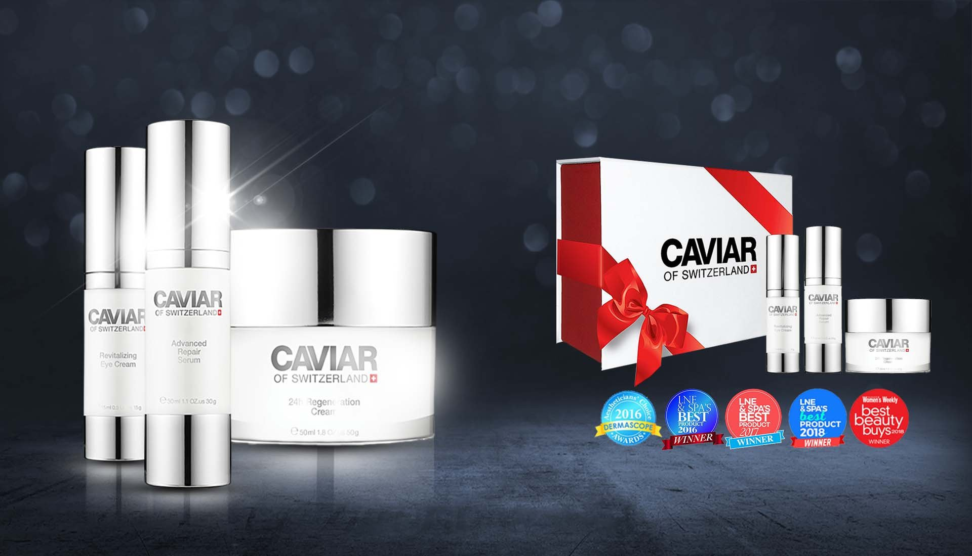Caviar of Switzerland Products