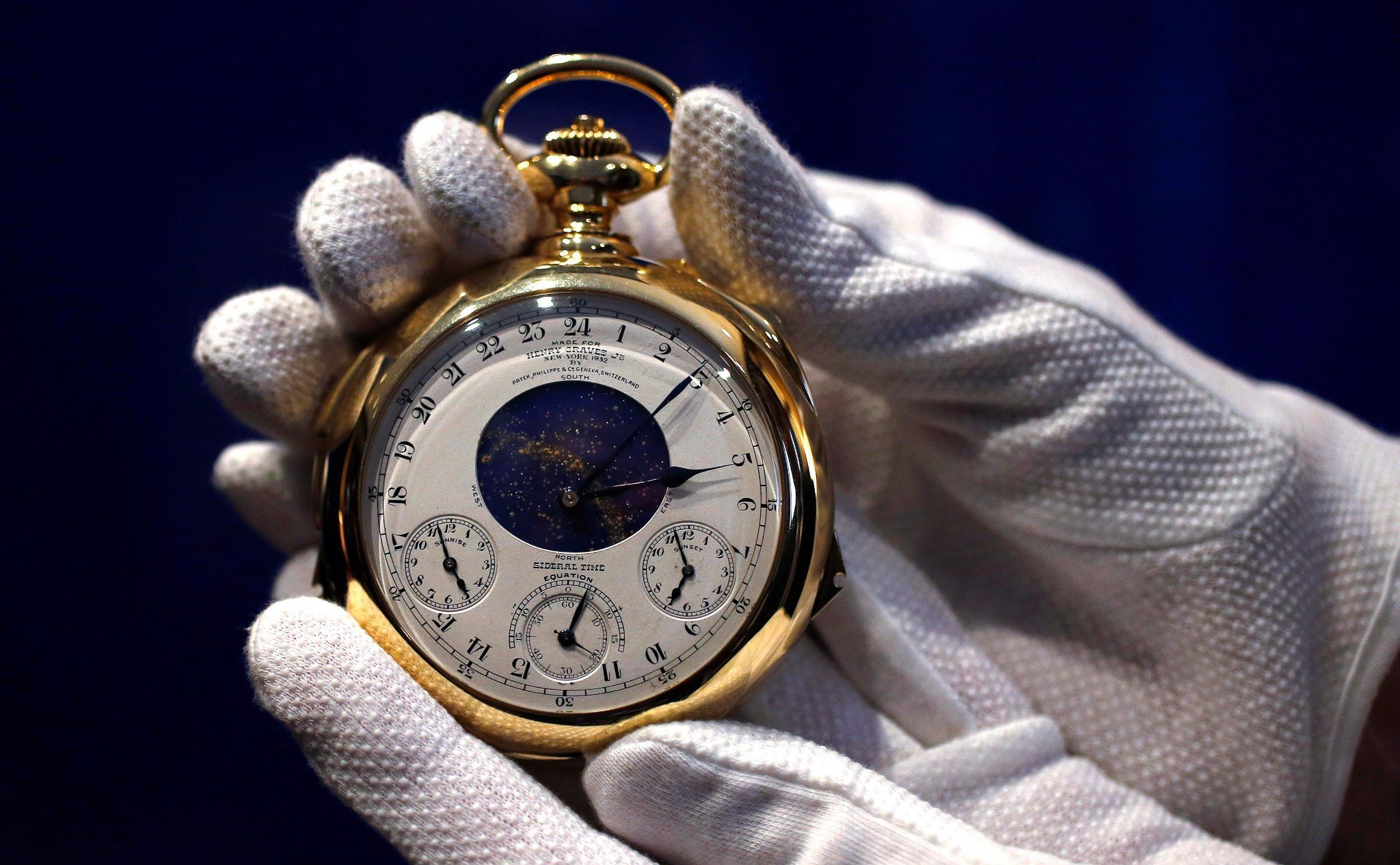 Patek Philippe The Supercomplication