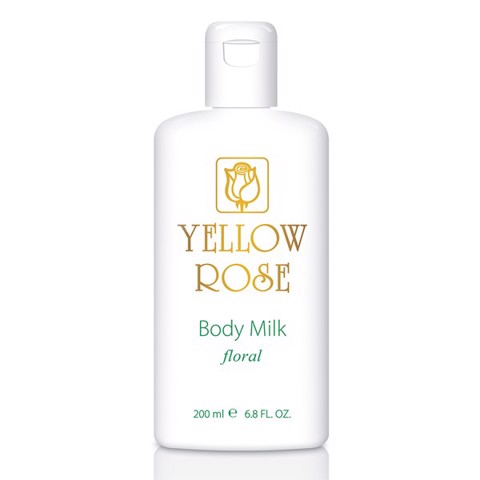 Body Milk Floral của Yellow Rose