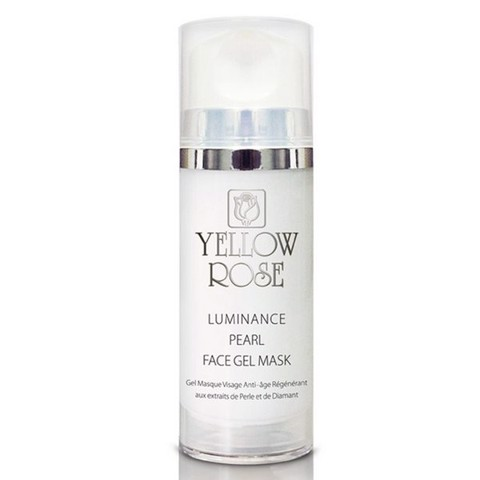 Luminance Pearl Face Gel Mask của Yellow Rose