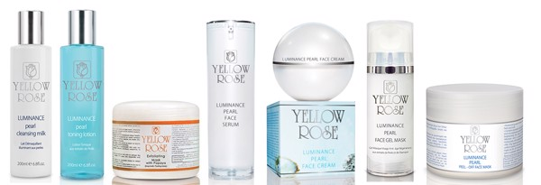 Yellow Rose Luminance Pearl