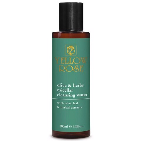Olive & Herbs Micellar Cleansing Water của Yellow Rose