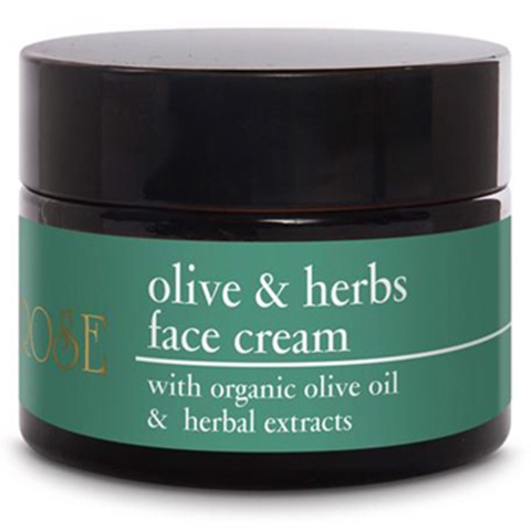 Olive & Herbs Face Cream của Yellow Rose
