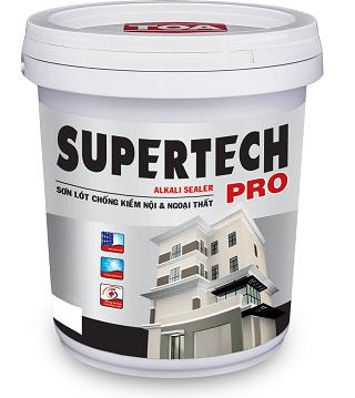 sơn TOA Supertech Pro Alkali sealer