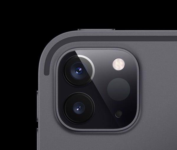 iPad pro M1 Camera