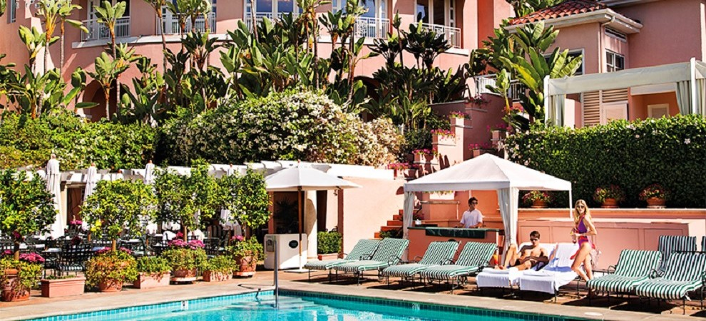 Khu biệt thự Beverly xa hoa, sang chảnh của diễn viên Hollywood được thiết kế độc đáo, gần gũi thiên nhiên