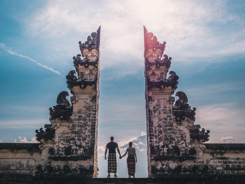 Điểm du lịch Bali - Cổng trời Temple Of Lempuyang Luhur đẹp lung linh, huyền ảo