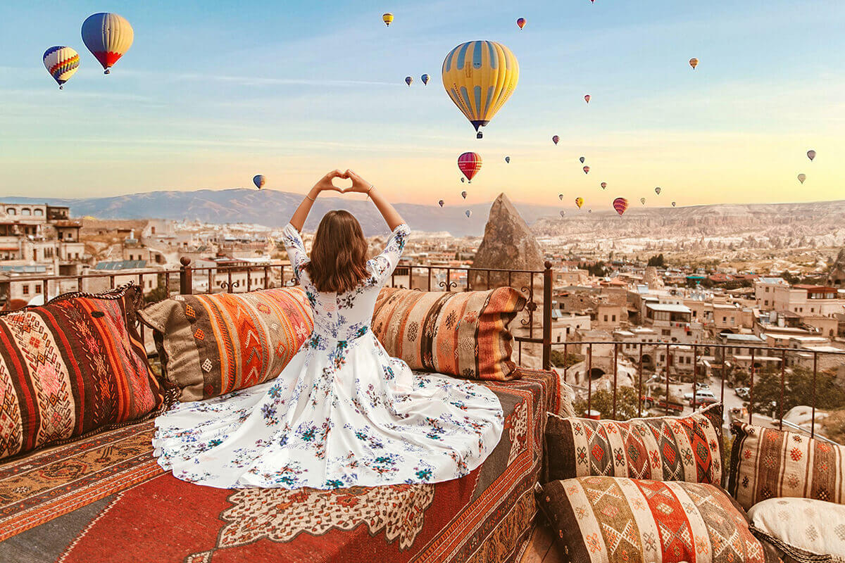 Cẩm nang kinh nghiệm du lịch Thổ Nhĩ Kỳ từ A-Z