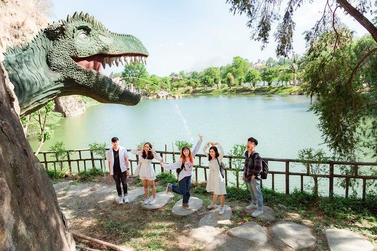 Các khu sinh thái gần Sài Gòn
