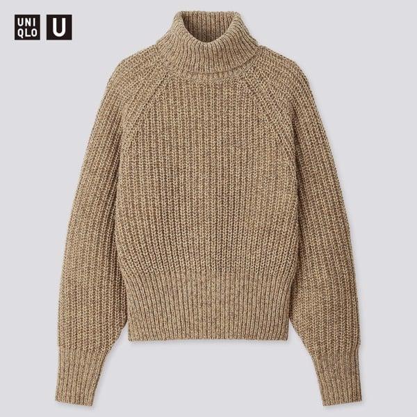 Áo len cổ lọ Uniqlo 432732