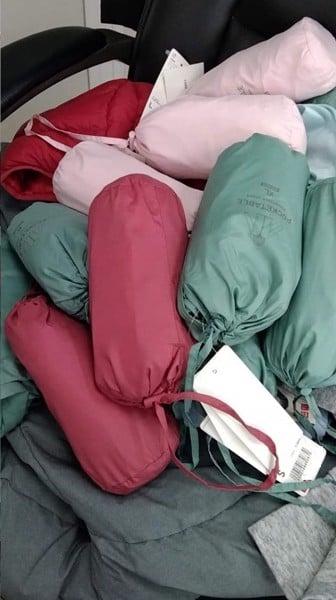 Áo khoác gió nữ Uniqlo mẫu mới
