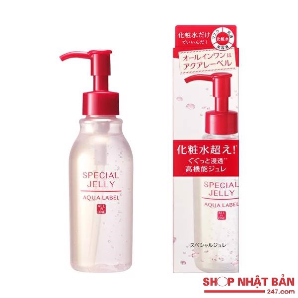 Huyết thanh Shiseido Aqualabel Special Jelly 4901872958177