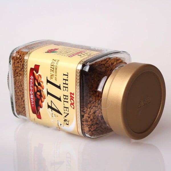 Cà phê hòa tan UCC 114 lọ 90gr