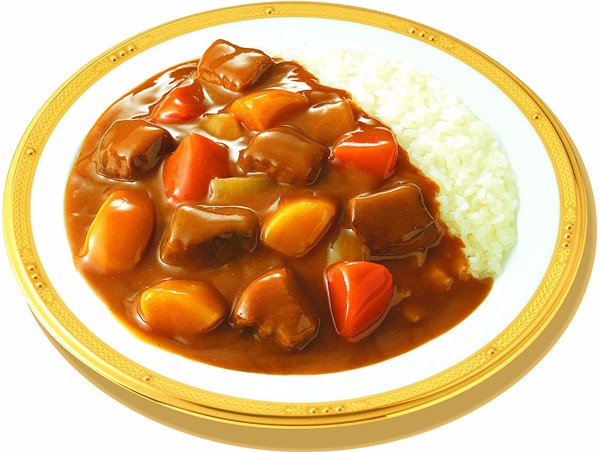 Cà ri Golden Curry 198g