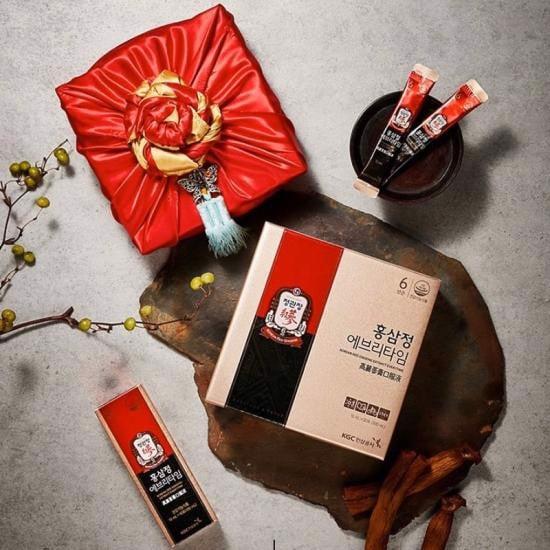 Nước hồng sâm KGC Cheong Kwan Jang Korean Red Ginseng Everytime Original