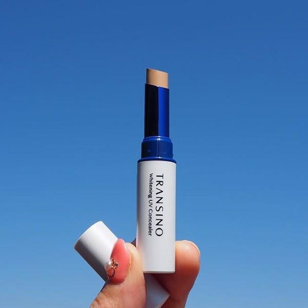 Kem Che Khuyết Điểm Transino Whitening UV Concealer SPF50+/PA++++