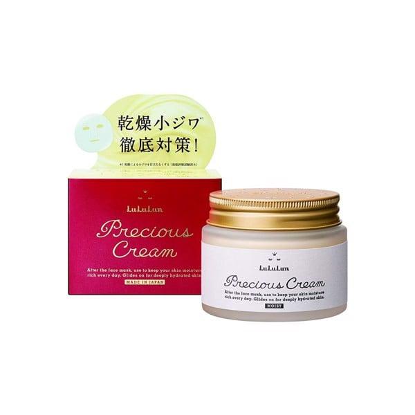 Kem dưỡng da Lululun Precious Cream 4582305062694