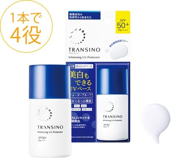 Kem ngày chống nắng trị nám TRANSINO Whitening UV Protector 4987107626547