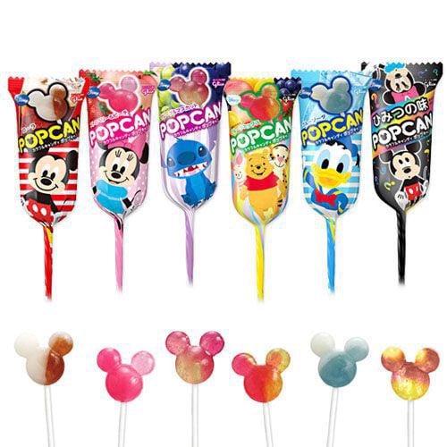 Kẹo Cây Mickey PopCan Nhật Bản
