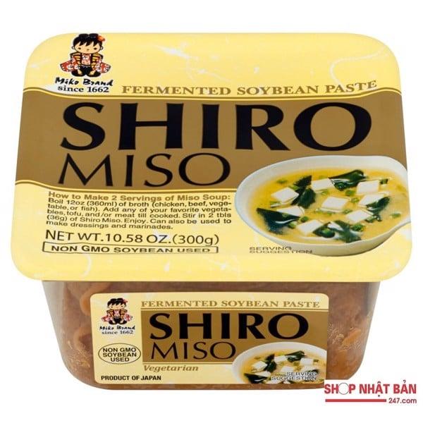 Tương SHIRO MISO hiệu MIKO 300G
