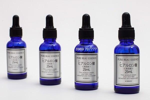 Tinh chất nhau thai Pure Beau Essence Placenta 100% Nhật Bản