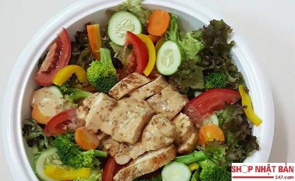 Sốt salad vị mè rang 300ml Nhật Bản