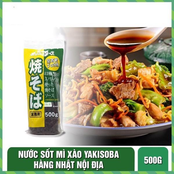 Sốt mì Yakisoba 500g