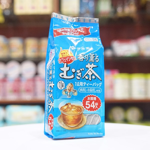 Trà lúa mạch Mugi Nhật Bản