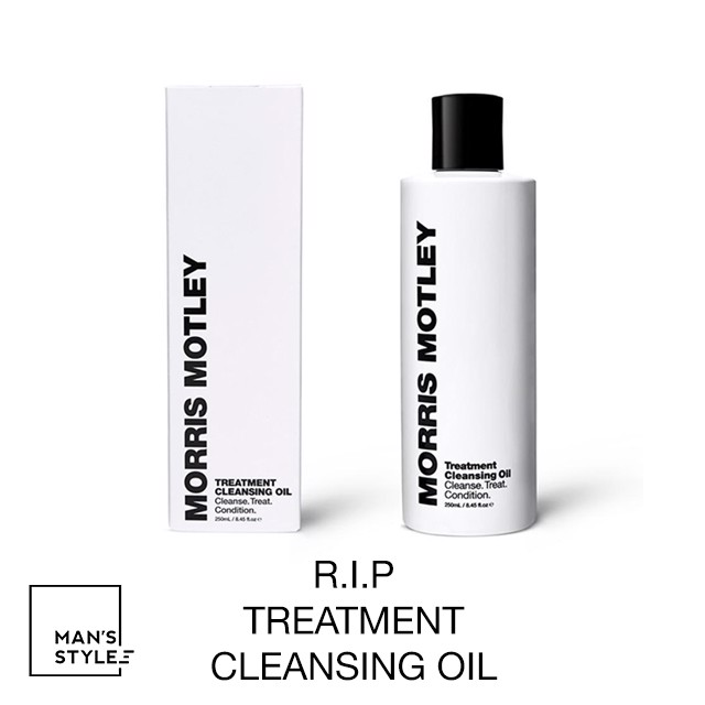 R.I.P Treatment Cleansing Oil