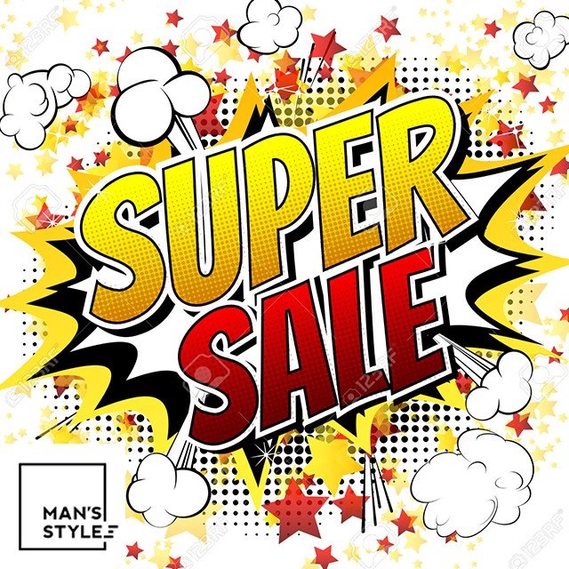 Super Sale + Super Giveaway