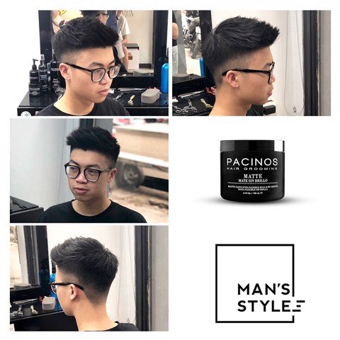 2019 * Zuy Minh Salon * Pacinos Line of Products * Quốc Khánh * Short Quiff